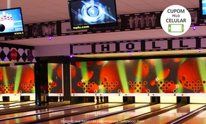 Hollywood Bowl: Hollywood Bowl – Centro: 1 ou 2 horas de boliche