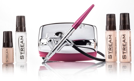 Luminess Air Stream Airbrush-Makeup Starter Kit or Fundamentals Refill Kit from $34.99–$99.99