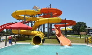 Up to 34% Off Admission to Bahama Beach Waterpark