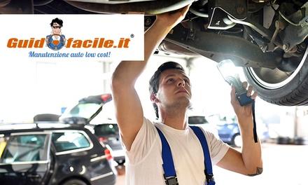Tagliando auto fino a 2200 cc a 99,99€euro
