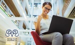 Silicon Valley Solutions Co: Online-ESA-Motivationstraining mit 8 Audio-Modulen und PDF zum Download bei Silicon Valley Solutions Co (83% sparen*)