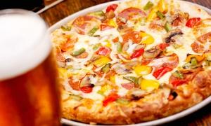 LA TERRAZZA DI TOMMASIELLO: Menu pizza con antipasto, dolce, calice di vino e limoncello da La Terrazza di Tommasiello (sconto fino a 76%)