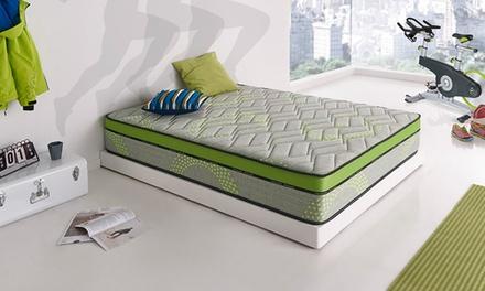 Luxery Dream Sports Visco matras 27 cm, verkrijgbaar in verschillende maten vanaf € 129,99