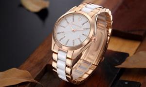 oferta: Reloj Timothy Stone Charm con cristales de Swarovski® por 29,90 € (77% de descuento)