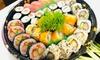 Purmerend: sushiboxen afhalen
