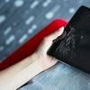 Display-Reparatur für ein iPad