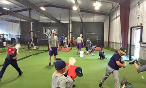 The Lumber Yard: Two or Four 30-Minute Batting-Cage Sessions at The Lumber Yard (Up to 50% Off)