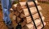 Landmann Firewood Caddy with Cover