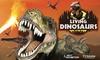 Mostra Living Dinosaurs, Roma