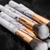 Marble Effect Make-Up Brush Set