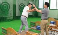 【最大39%OFF】日本プロゴルフ協会公認のスクールで、理想的な美しいスイング作り≪ゴルフレッスン50分/1回分 or 2回分 or 3...