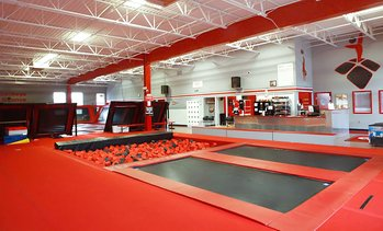 Up to 58% Off Jump Passes at The Bounce Club