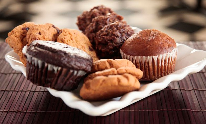 The Vegan Garden: $19 for One Low-Calorie Holiday Sweet Treats Package from The Vegan Garden ($59 Value)