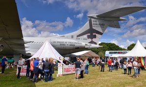 Royal Air Force Museum Cosford: Cosford Food Festival on 21 - 22 July at Royal Air Force Museum (Up to 29% Off)