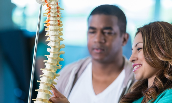Glasgow Osteopaths - Multiple Locations: Osteopathic Consultation with Spinal Analysis and Treatment at Glasgow Osteopaths, Three Locations (79% Off)