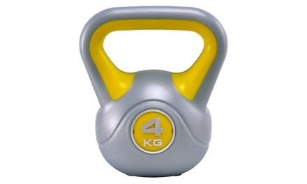 Fitness Vinyl Kettlebell