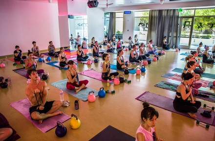 10 Classes at Set and Flow (Up to 73% Off)