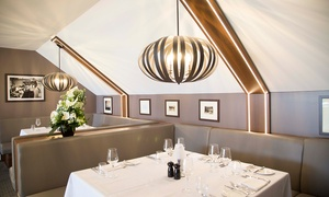 Marco Pierre White Steakhouse Bar & Grill Milton Keynes: Two-Course Lunch with Optional Wine for Two at Marco Pierre White Steakhouse Bar & Grill Milton Keynes (Up to 59% Off)