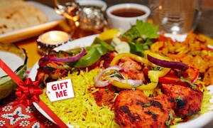 Ela Cuisine: Two-Course South Indian Style Dinner with Wine for Two ($69) or Six People ($199) at Ela Cuisine, CBD (Up to $276Value)