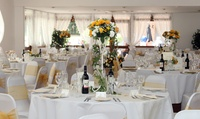 Wedding Package for 50 Day and Evening Guests at Woodlands Manor Golf Club