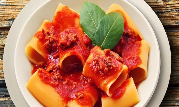 Tavernetta Paolo E Francesca - Gradara: Menu tipico a scelta con 2 o 4 portate e vino da 19,90 €