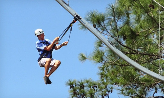Florida EcoSafaris - St. Cloud: EcoPark Admission for One or Two from Florida EcoSafaris at Forever Florida (Up to 54% Off)