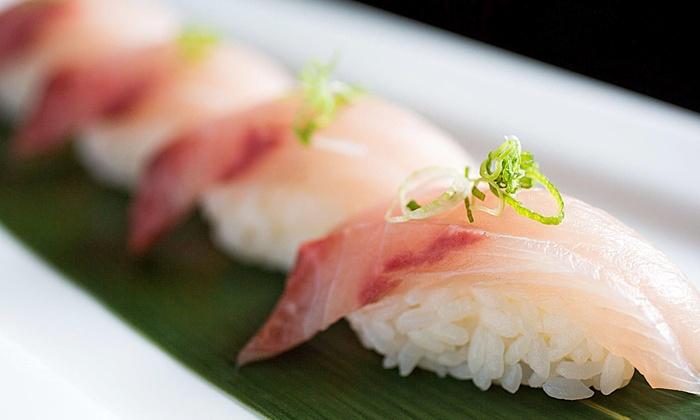 Samba Steak & Sushi House - Framingham: $69 for a Sushi-Making Class for Two at Samba Steak & Sushi House ($140 Value)