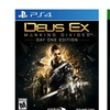 Pre-Sale—Deus Ex: Mankind Divided – Day 1 Edition for XBox One or PS4