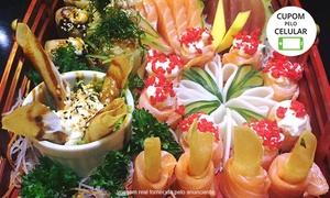 Sachô Sushi - 2 unidades: Sachô Restaurante – Tremembé: delivery temaki califórnia ou combinado sachô executivo
