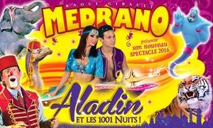 Aladin et les 1001 nuits