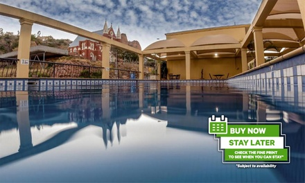 Townsville: Two-Night Stay for Up to Four with Wine, Chocs, Early Check-In and Late Check-Out at The 4* Robert Towns