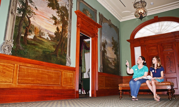 Taft Museum of Art - Central Business District: Museum Visit for Two or Four, or One-Year Patron or Family Membership at Taft Museum of Art (Up to 55% Off)