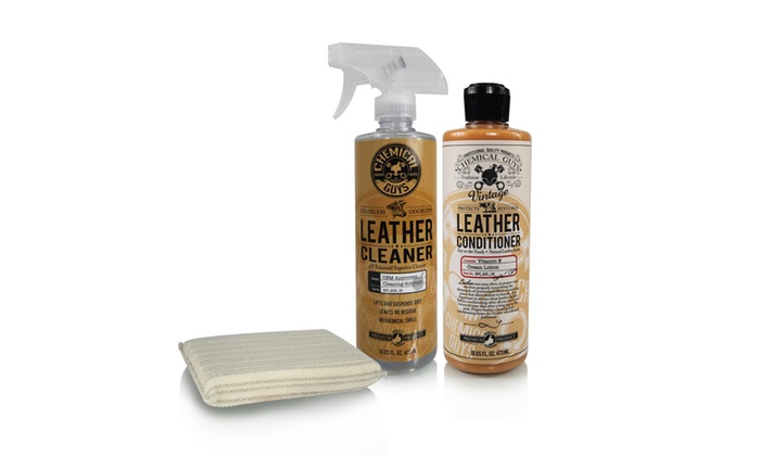 Vehicle Leather Care Kit Groupon Goods