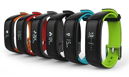 Apachie Sports Tracker mit Herzfrequenz- und Blutdruckmesser in der Farbe nach Wahl