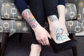 Tattoo Remorse: Up to 72% Off Tattoo Removal Sessions at Tattoo Remorse