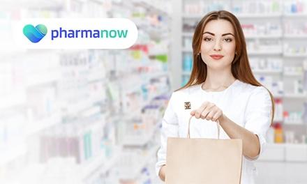 Pharmanow: buono da 20 € o 40 € senza limite di spesa a 10€euro