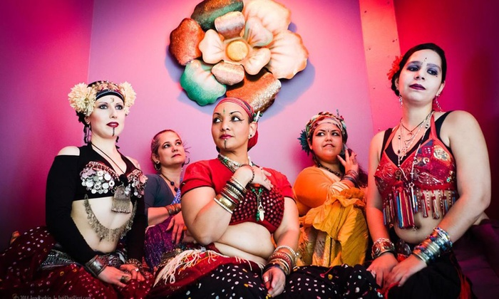 Gaia Dance & Unity Center - Twin Acres: Up to 51% Off an Evening of Belly Dance and Performance Art Dance Showcase at Gaia Dance & Unity Center