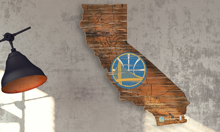 NBA State Distressed Signs