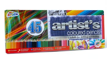 RMS 45 Artist Colour Pencils