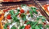 Stretch Pizza - Downtown Vancouver: Pizza and Drinks at Stretch Pizza (Up to 42% Off). Two Options Available
