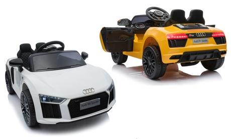 Ces voitures électriques offriront des heures d'amusement aux enfants tout en sécurité grâce à leurs télécommandes parentales