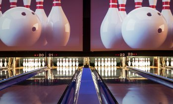 Up to 50% Off Two-Hours of Bowling at 10pin Bowling Lounge