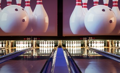 Two Hours of Bowling for Two, Four, or Six with Shoe Rental at 10 Pin Bowling Lounge (Up to 55% Off)