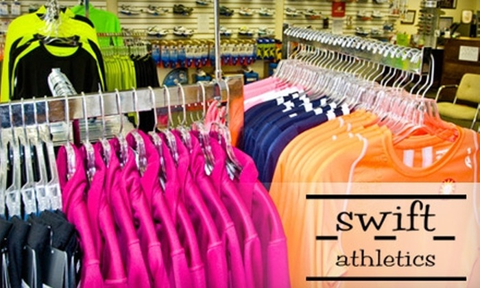 Swift Athletics - Spring Park: $20 for $40 Worth of Footwear and Apparel at Swift Athletics