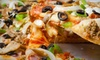 Greek's Pizzeria of Noblesville - Noblesville: $10 for $20 Worth of Pizza, Sandwiches, and Drinks at Greek's Pizzeria in Noblesville