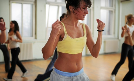 Five 1-Hour Zumba Classes (a $25 value) - 24/7 Fitness in Winston Salem
