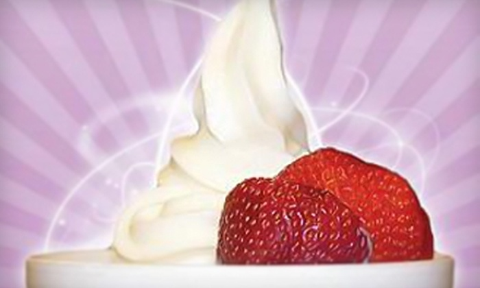 Chill - Tempe: $5 for $10 Worth of Gelato, Frozen Yogurt, and Sorbet at Chill