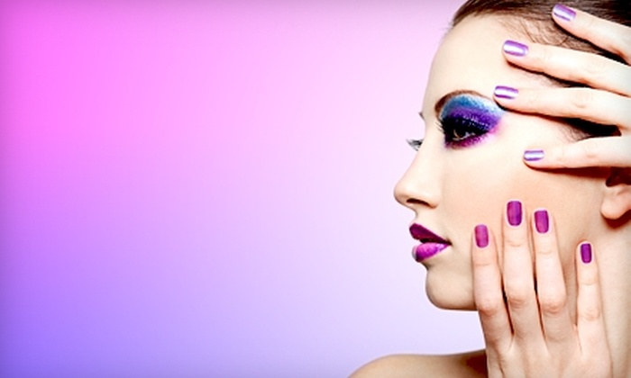 The Nail Diva - Franklin Park: Half Off Traditional or Shellac Manicure from The Nail Diva