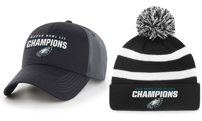 faa56316af9342 spain nfl super bowl lii champs philadelphia eagles hats by fan favorite  ac4ac 10c22