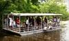 Cajun Pride Swamp Tours - LaPlace: $11 for a Swamp Boat Tour from Cajun Pride Swamp Tours (Up to $22 Value)